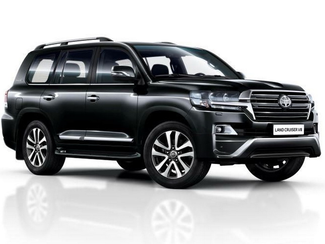 обвес executive toyota land cruiser 200